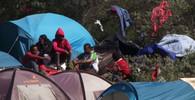 Nedopustím obnovení uprchlické Džungle v Calais, slíbil Macron - anotační obrázek