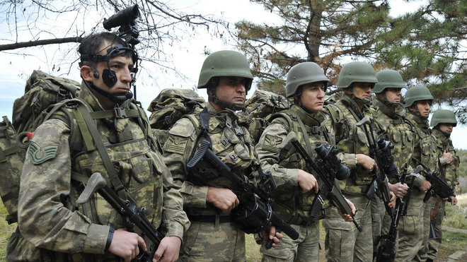 Turecká armáda (Turkish Army)