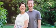 Mark Zuckerberg a jeho žena