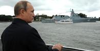 Vladimir Putin, prezident Ruské federace
