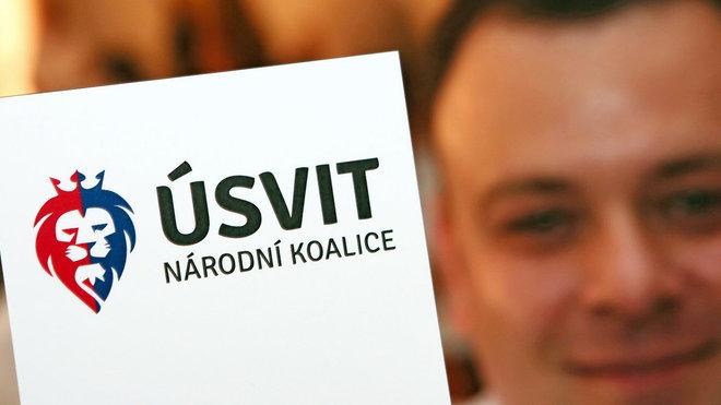 Volební sjezd hnutí Úsvit - Národní demokracie (Praha, 8.8.2015)