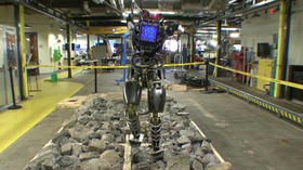 Atlas - The Agile Anthropomorphic Robot