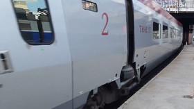 Rychlovlak Thalys společnosti SNCF