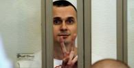 Ukrajinský režisér Sencov prý skončil na JIP, Rusko to odmítá - anotační obrázek