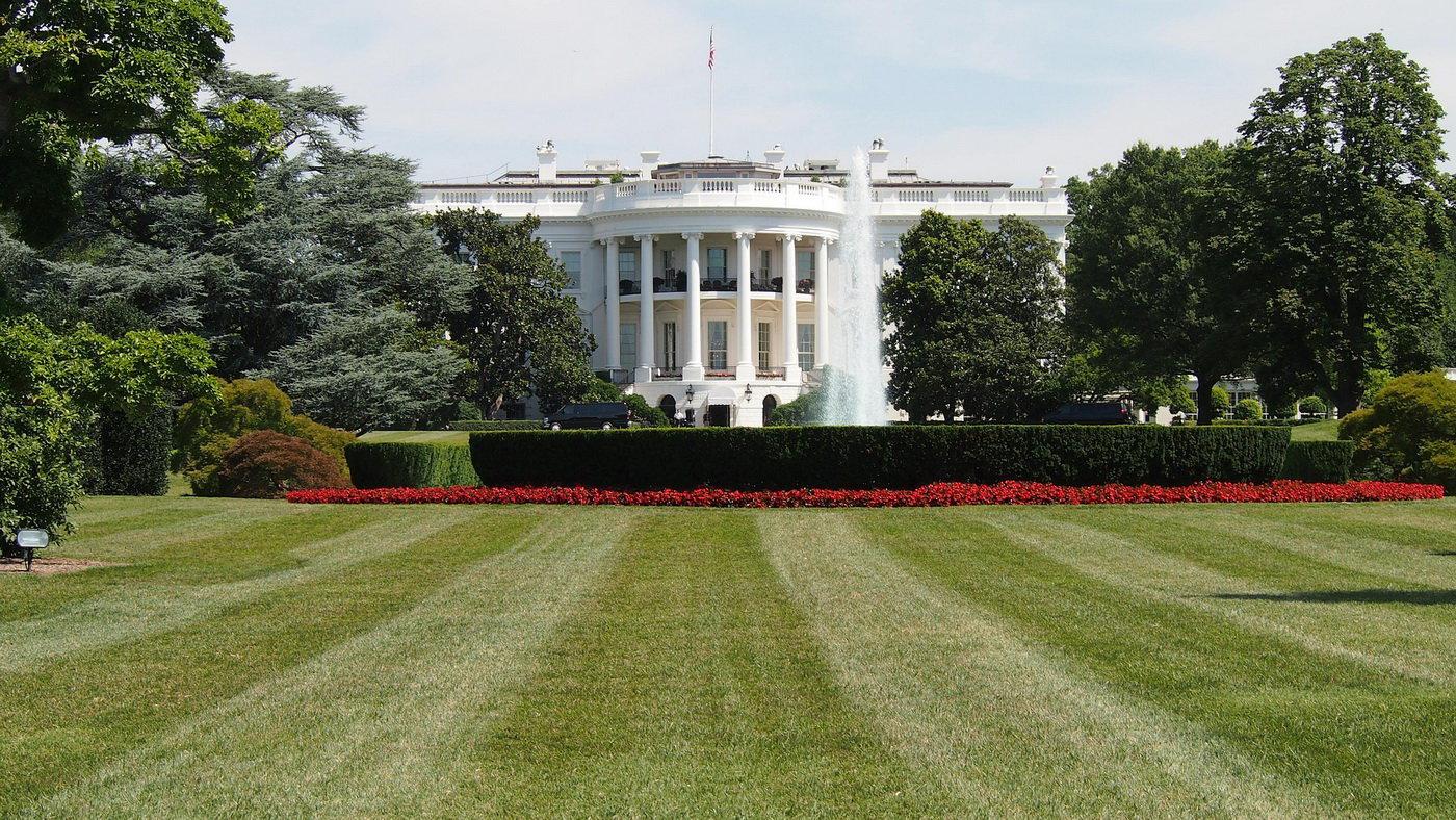 Bílý dům, Washington D.C., USA