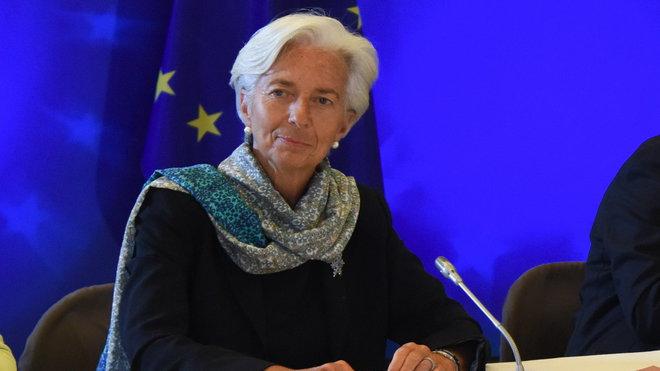 Christine Lagardeová, šéfka Mezinárodního měnového fondu (MMF)