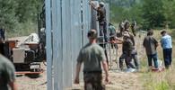 Plot proti uprchlíkům na srbsko-maďarské hranici