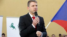 Strana svobodných občanů svolala demonstraci proti povinným kvótám na přerozdělování uprchlíků