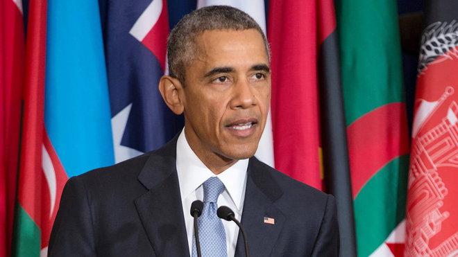 Barack Obama mluví v OSN