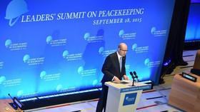 Projev předsedy vlády Bohuslava Sobotky