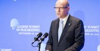 V Evropě se zvyšují pochyby o dalším osudu integrace, varuje Sobotka - anotační obrázek