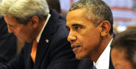Žaloba na Saúdskou Arábii je nebezpečná, varuje Obama - anotační obrázek