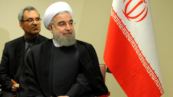 Hasan Rúhání, íránský prezident