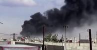 Při náletech syrské armády na Ghútu od neděle emřelo 190 civilistů - anotační obrázek