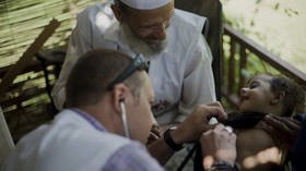 Zdravotní bratr Lékařů bez hranic Lajos Zoltan Jecs popisuje útok na traumacentrum v Kundúzu.
