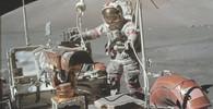 Lidé před 50 lety poprvé přistáli na Měsíci - anotační foto