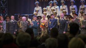 Alexandrovci odstartovali turné. Brněnské premiéře přihlíželo více než 7.000 diváků.