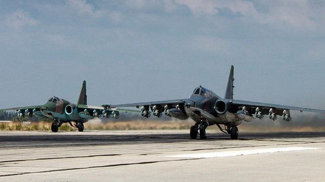 Ruské bojové letectvo