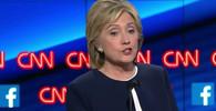 Trump a Clintonová debatovali v televizi. Poté přišly útoky - anotační obrázek