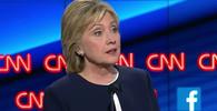 Nový průzkum: Trumpem na Clintonovou ztrácí pět procentních bodů - anotační obrázek