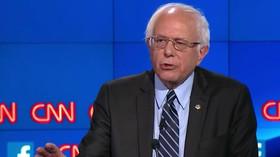 Bernie Sanders, americký senátor (Vermont)