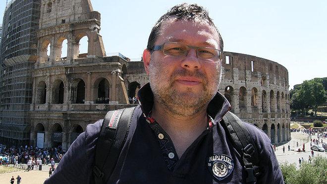 Jeden z našich špičkových investigativních novinářů - Jaroslav Kmenta