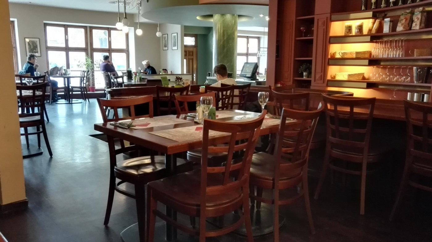 Restaurace, ilustrační fotografie