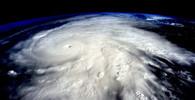 Hurikán Patricia z vesmíru (Foto: NASA Astronaut Scott Kelly)