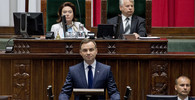 Polský premiér Duda vyvolal poprask slovy o židech odpovědných za holokaust - anotační obrázek
