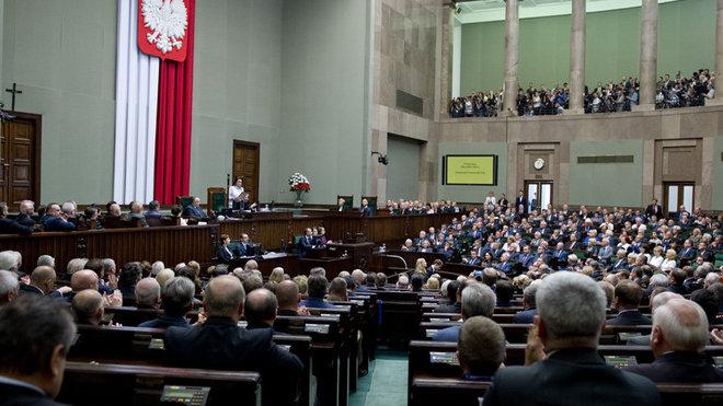 Polský parlament