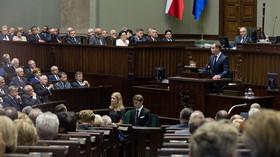 Polsko poslalo do Bruselu ostrý dopis: Porušujete naši národní suverenitu - anotační foto