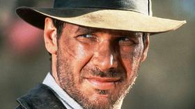 Neohrožený archeolog Indiana Jones v podání Harrisona Forda