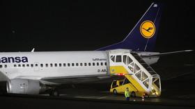 Lufthansa, ilustrační fotografie