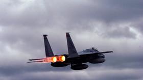 Poprask v USA: Armáda vytvořila na obloze obří penis, úřadům se to nelíbí - anotační foto