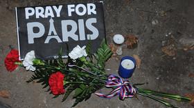 Modlíme se za Paříž