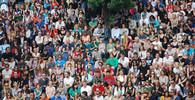 Německo se otřásá. Statisíce lidí demonstrují za radikálnější ochranu klimatu - anotační foto