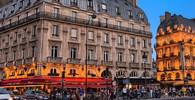 Prezident se volí po celém světě, v zahraničí se sešly statisíce Francouzů - anotační obrázek