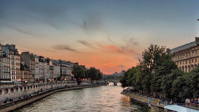 Paříž, ilustrační foto