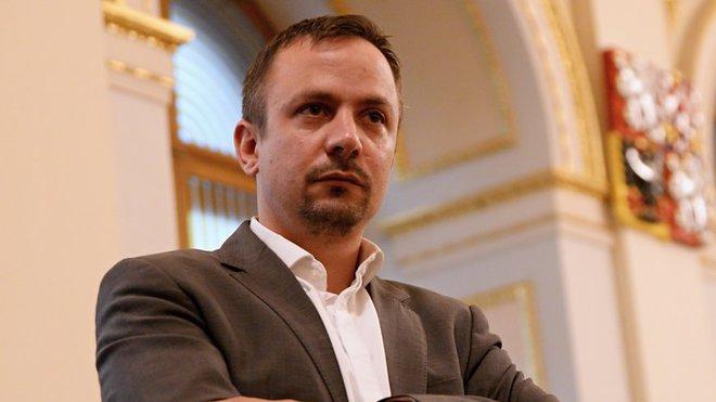 Marek Ženíšek, místopředseda strany a poslaneckého klubu /TOP 09/