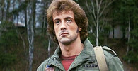 Sylvester Stallone jako John Rambo. S přijetím této role Sly vůbec neváhal, ačkoliv ji jiní odmítli.