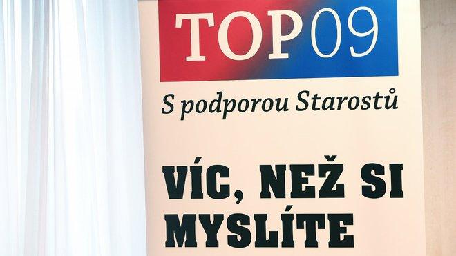 Volební sjezd TOP 09 (28. 11. 2015)
