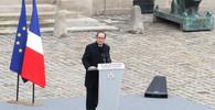 Islamistická hrozba v Evropě je velká jako nikdy dříve, volá Hollande - anotační obrázek