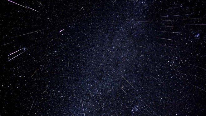 Meteorický roj Geminidy