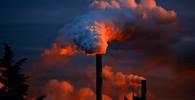 Znečištěné ovzduší, ilustrační fotografie