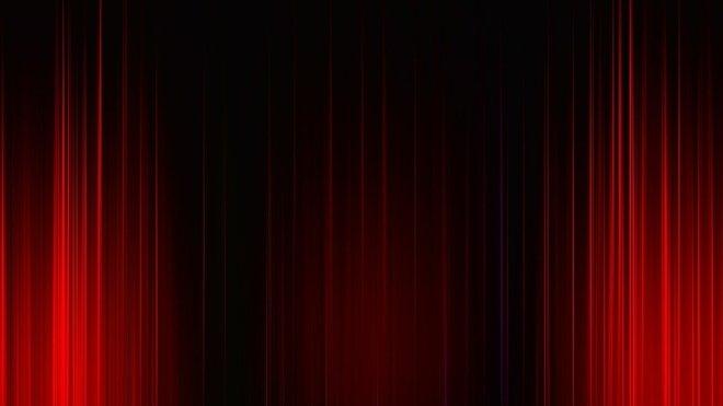 Divadelní opona, ilustrační foto