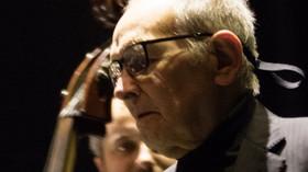 Koncertem italský mistr filmové hudby Ennio Morricone zahájil své evropské turné v Praze 15. ledna 2016.