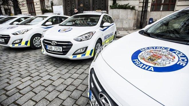 i30 kombi pro Městskou policii Praha II