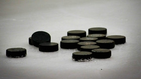 Hokej, ilustrační foto