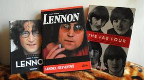 Knihy o Lennonovi, Beatles