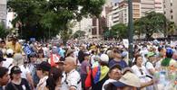 Ve Venezuele se dál protestuje, demonstranti zablokovali silnice zátarasy z odpadků - anotační obrázek